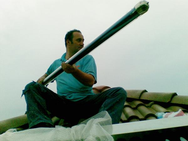 Miskolc Napkollektor